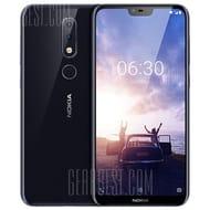 Nokia X6 4G Phablet International Version - DEEP BLUE
