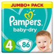 Pampers Jumbo Packs Only £9 at Morrison's