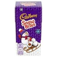 Cadbury Snow Bites Chocolate Mini Box 2 for £1