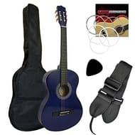 Tiger Beginner 3/4 Size Classical Guitar Pack