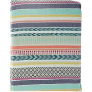 KAS AUSTRALIA Super King Striped Duvet Set