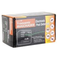 Bird-X Transonic Electronic Bugchaser Pest Deterrent & Repeller