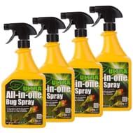 Green Fingers Garden Bug Spray - 4 Pack