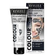 Revuele Peel off Glitter Mask - 4 Different Colours