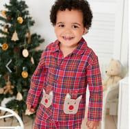Kids' Reindeer Classic Pyjamas Only £18.00