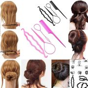 4PCS Hair Styling Set