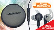 Bose SoundSport In-Ear Headphones - Free Delivery! Today Only