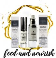 Free Collagen & Argan Eye Gel with Moisturiser Purchase at Simply Argan