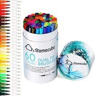 Dual Tip Art Marker 60 Colours