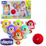 Baby & Pre-Schoolsubcat Chicco Fit & Fun Monkey Strike Bowling Set