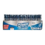 PowerMaster 867060 Ultra+ Power Alkaline Battery - AAA - Pack of 40