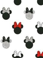 Disney Minnie Sparkle Wallpaper Only £13.99