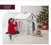 Colour in Cardboard Grotto 94cm Only £15