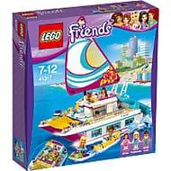 LEGO Friends - Sunshine Catamaran - 41317