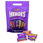2 for £5 on large chocolate pouches