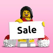 Up to 33% off LEGO Sale!
