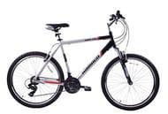 "Ammaco Gran Cru 26"" Wheel Mens Front Suspension Mountain Bike XL"