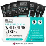 Try Pro Teeth Whitening Premium Teeth Whitening Strips for Only £2.99!