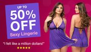 Up to 50% off the Sexiest Lingerie at Love Honey