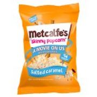 Metcalfs Skinny Popcorn All Varietes