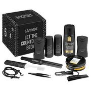 LYNX Men's Grooming Count down 12 Days Advent Calendar Kit Only £15
