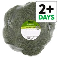 Tesco Pre Pack Broccoli 350G