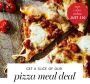 M&S Wood-Fired Pizza Meal Deal is Back