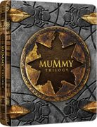 The Mummy Trilogy Steelbook Blu-Ray at Zoom