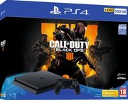 500gb Playstation 4 with Call of Duty £279.99