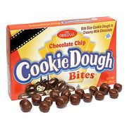 Cookie Dough Bites: Chocolate Chip (Case of 12 Boxes) Misprice Amazon Prime