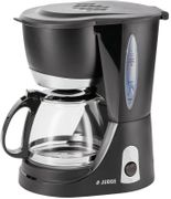6-Cup Electricals Filter Coffee Maker with Glass Jug