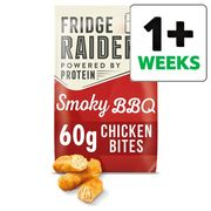 Fridge Raiders Smoky Bbq Chicken Bites 60G