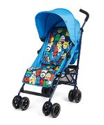 Mothercare Nanu Stroller - Monster & Aqua