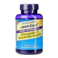2 X High Strength Glucosamine & Chondroitin Complex 120 Caplets