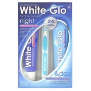 Poundshop.com - save £7.90 on White Glo Night Gel & Day Toothpaste