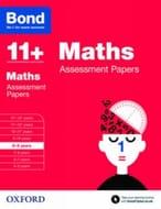 Bond 11+: Maths: Assessment Papers: 8-9 Years (Bond 11+)