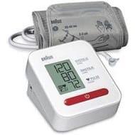 Braun Blood Pressure Monitor Exactfit Free C&C