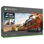 Xbox One X + Forza 4/7 + Red Dead Redemption 2 + 2 Month Now TV