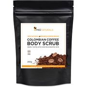 PraNaturals Pure Colombian Coffee Body Scrub 200g
