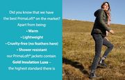 Treat for You - £20 off PrimaLoft®