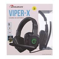 Accelerate Viper-X Gaming Headphones