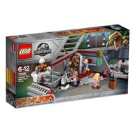 LEGO 75932 Jurassic World Jurassic Park Velociraptor Chase Dinosaur Toy
