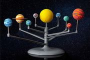 Build Your Own Glow-in-the-Dark Solar System
