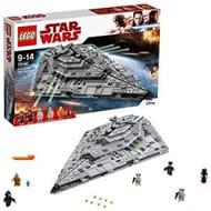 Lego Star Wars First Order Star Destroyer Episode VIII Only £87.99