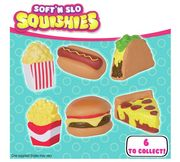 Soft 'N' Slo Squishies Fun Food Ultra Only £9.99