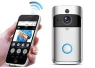 Wifi Smartphone Video Doorbell - 84% Off!