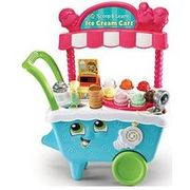 LeapFrog Scoop & Learn Ice Cream Cart Free C&C