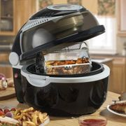 Cooks Professional Air Fryer Halogen 10Ltr Oven Rotisserie with Digital LCD