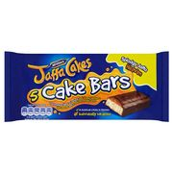 Half Price Mcvities Jaffa Cake Bars 5 Pack