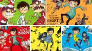 Win a Set of 5 Hilarious Hamish Books Signed by Danny Wallace